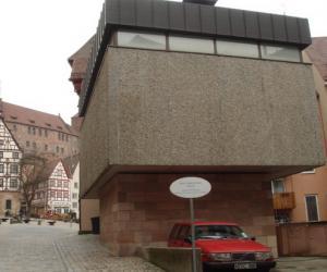 德国丑陋的建筑应当被人们接受和欣赏而不是被拆毁