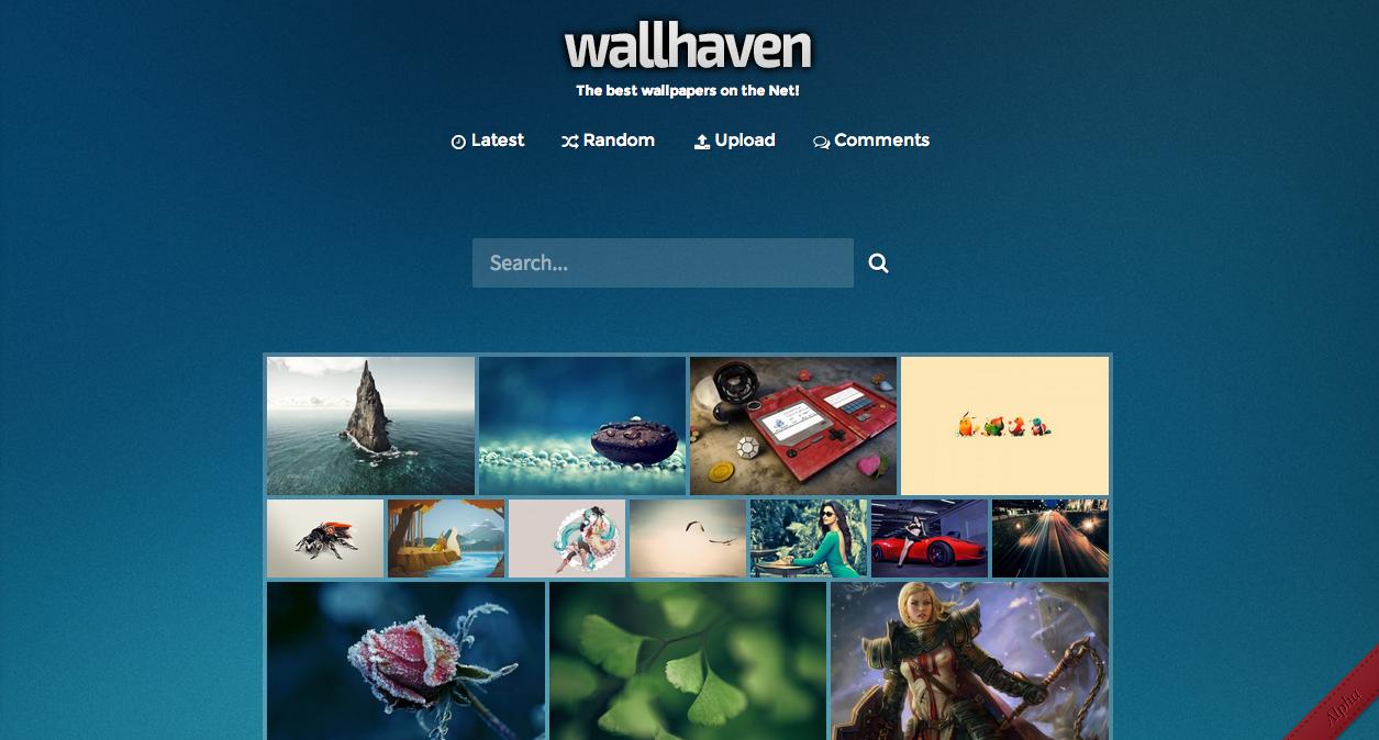 等你归来!纪念世界上最酷的高清图库站Wallbase