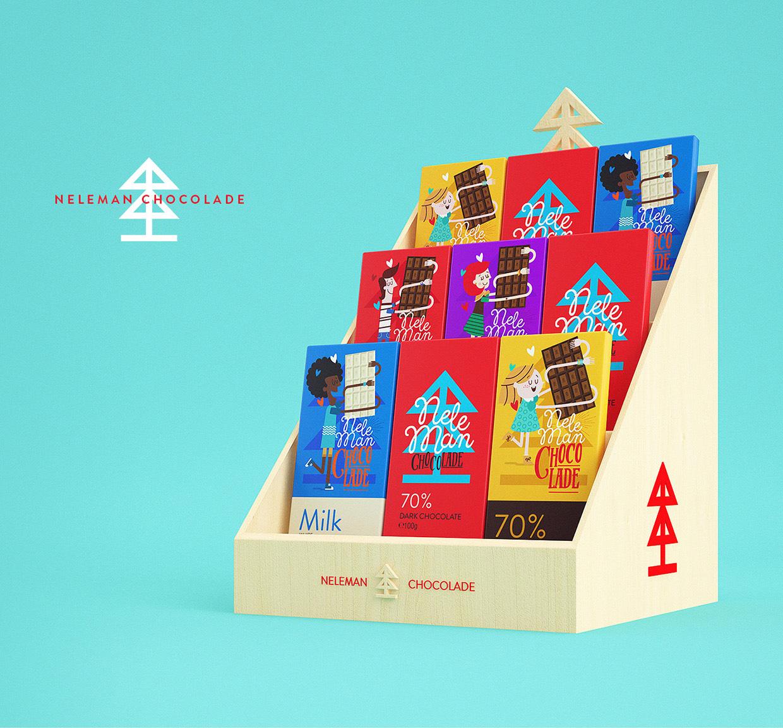 Chocolade包装设计_01