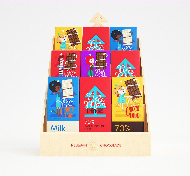 Chocolade包装设计_07