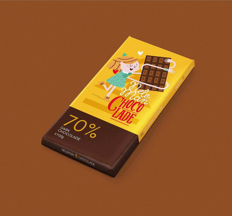 Chocolade包装设计_08