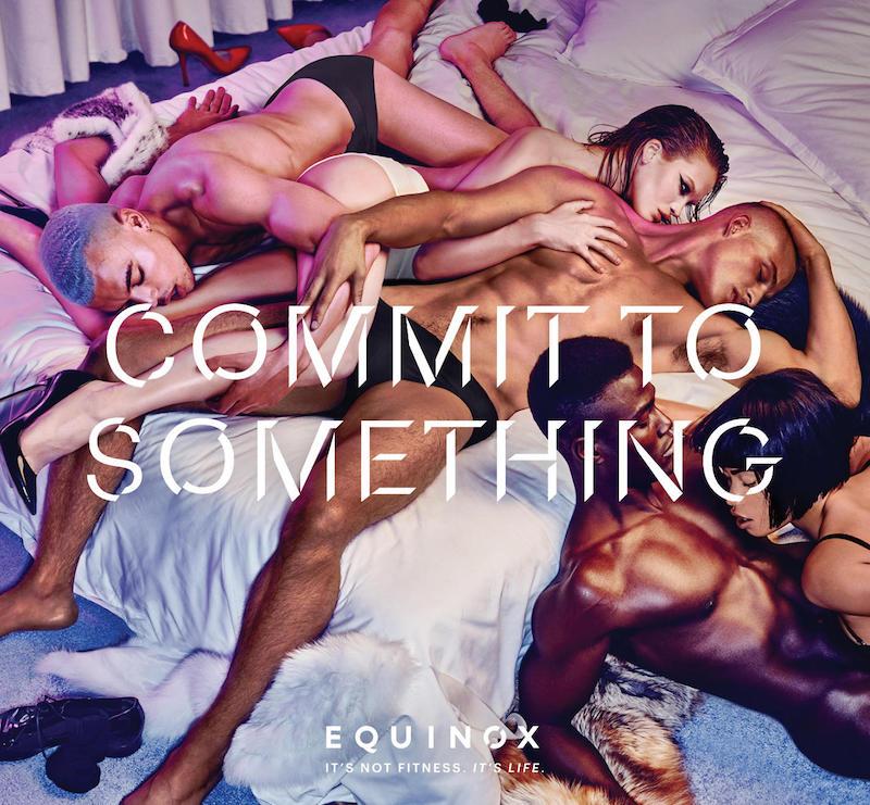 健身俱乐部 Equinox