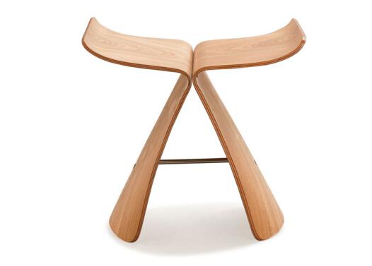 蝴蝶椅 by 柳宗理