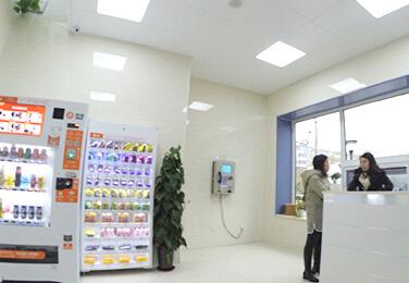 北京第五代公厕曝光 可取款上网梳妆买饮料