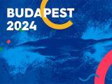 布达佩斯发布申办2024年奥运会会徽(附四城市会徽)