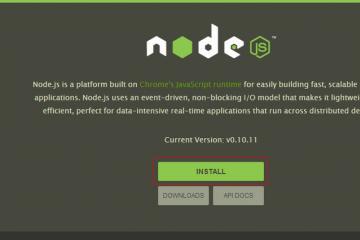 windows下安装NodeJS、NPM安装配置步骤