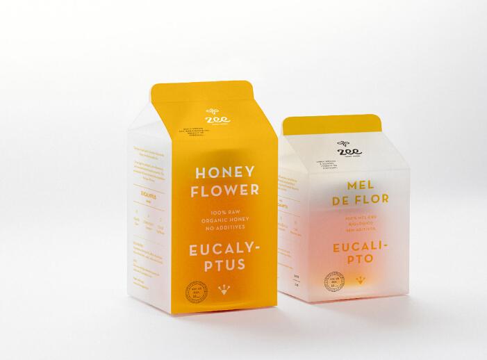 葡萄牙Zee蜂蜜产品包装设计002