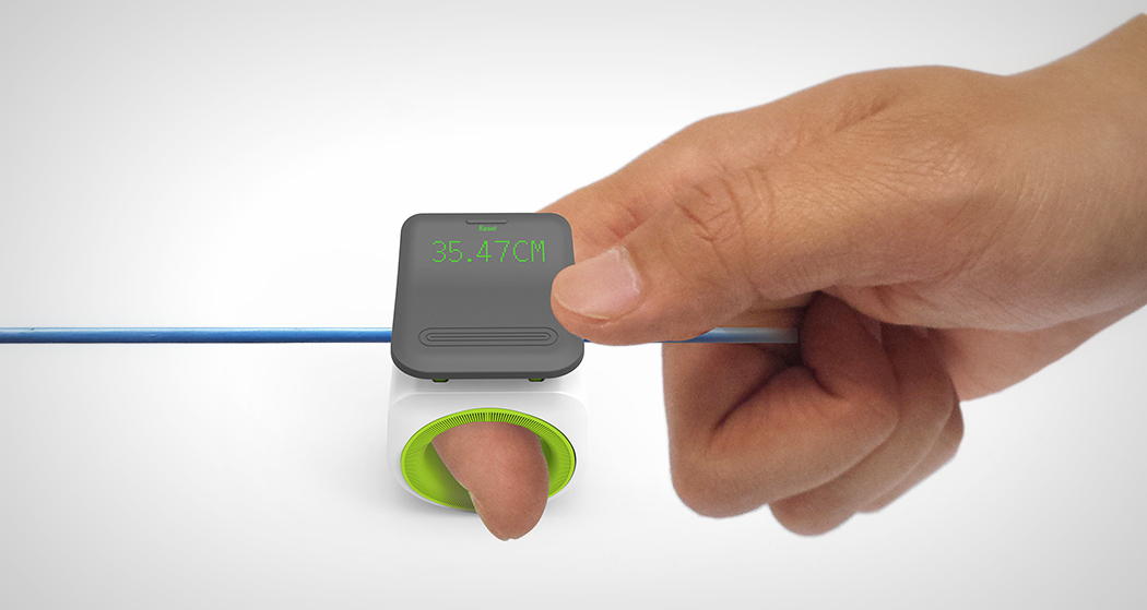 无限测量的智能尺设计