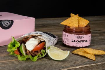 瑞典食品品牌Poco Loco包装设计欣赏