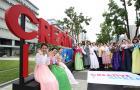 """韩国发布太极旗为主题的全新国家品牌""""CREATIVE KOREA"""""""