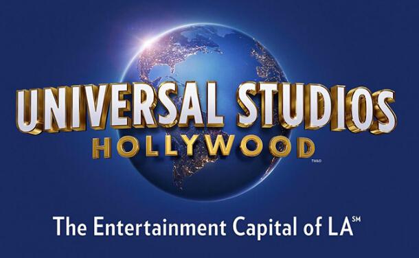 好莱坞环球影城更换新LOGO