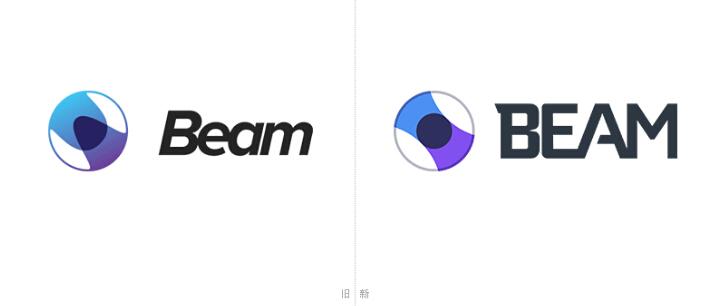 微软收购游戏直播服务Beam后更新标志LOGO