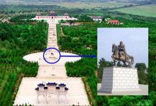 成吉思汗陵园铜像设计方案征集