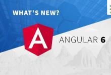 Angular 6 正式发布:统一框架、Material 和 CLI 三大模块