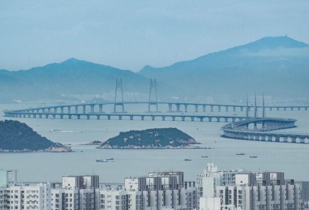 从设计角度看港珠澳大桥:当今世界上最具挑战性的工程