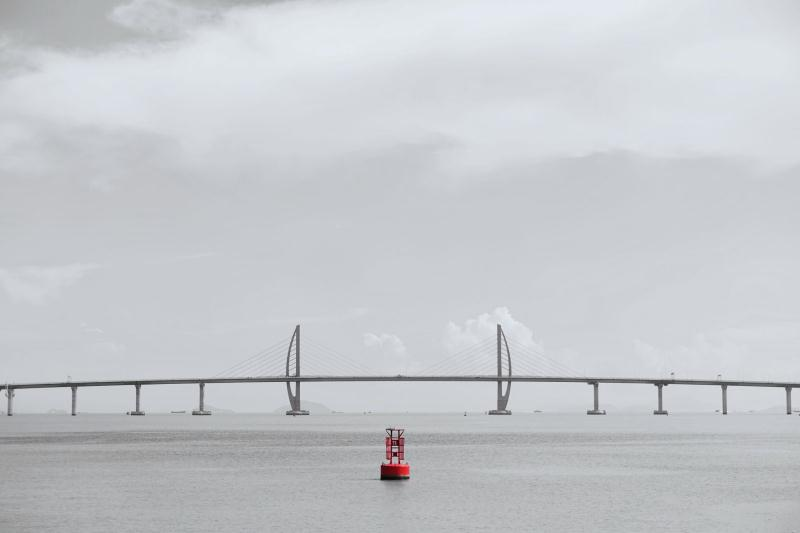 港珠澳大桥图集 Hong Kong-Zhuhai-Macao Bridge