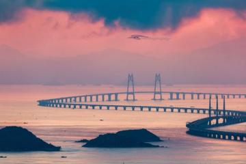 港珠澳大桥图集 Hong Kong-Zhuhai-Macao Bridge