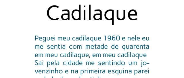 Carme Sans-Serif