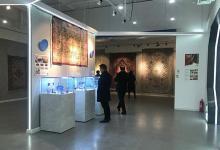 """""""2019中国传统工艺盛典""""在青岛市即墨区国际手艺创意设计交流中心举办"""