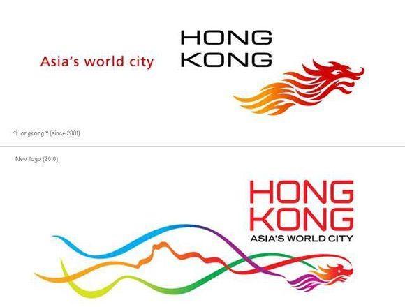香港城市标志