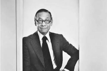 华裔建筑大师贝聿铭逝世,享年102岁