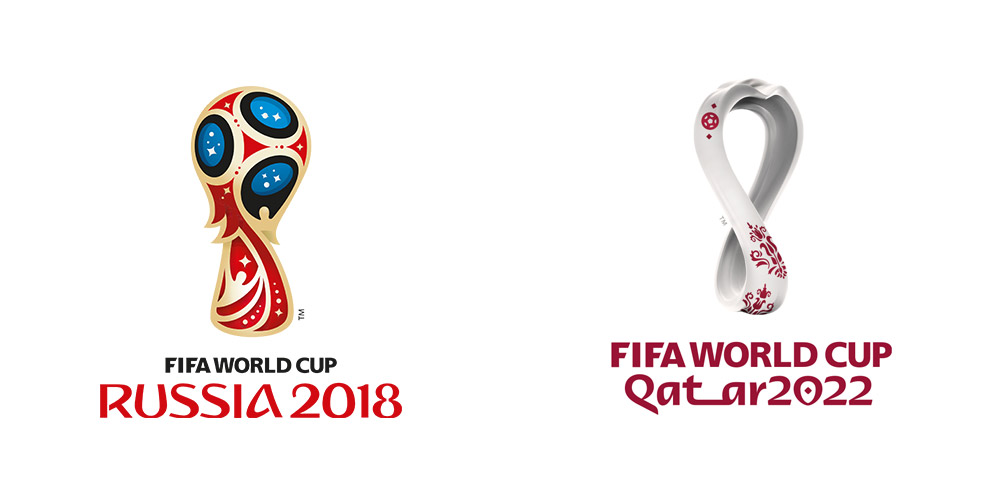 2022年卡塔尔世界杯LOGO刚亮相就被网友玩坏了!