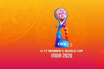 2020年国际足联U-17女子世界杯会徽发布