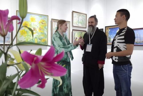李荣凯对话俄罗斯艺术家