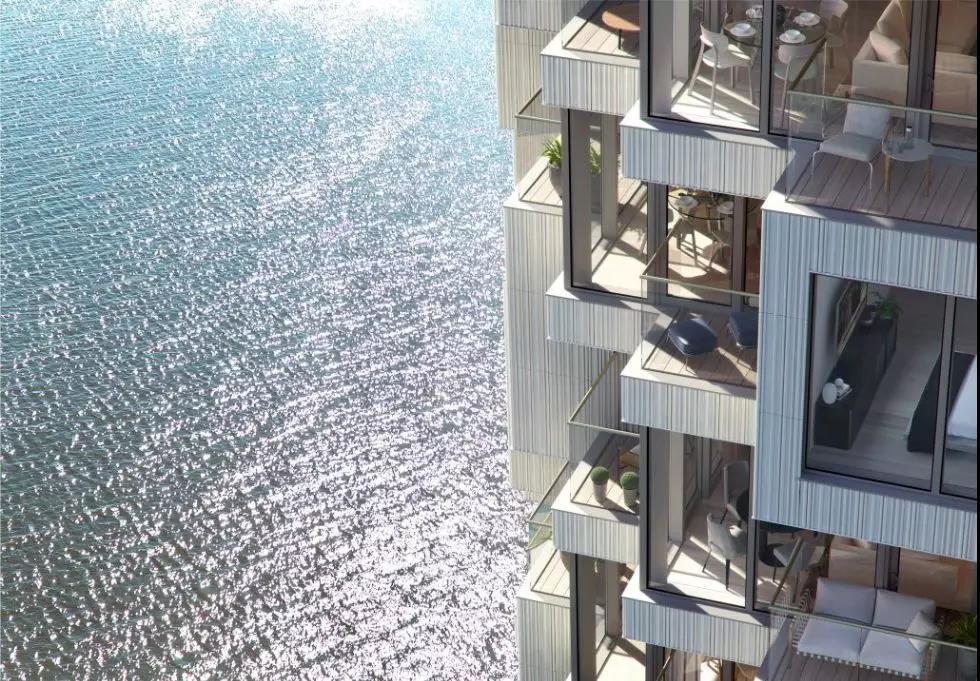 鸟巢设计师新作曝光!历时6年打造的全江景豪宅,首付只要58万?