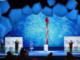 北京2022年冬奥会、冬残奥会火炬正式亮相